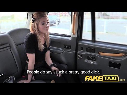 Fake Taxi Teen Creampie