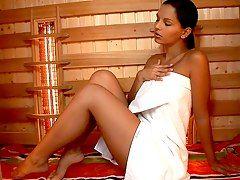Rocker reccomend chinese sauna