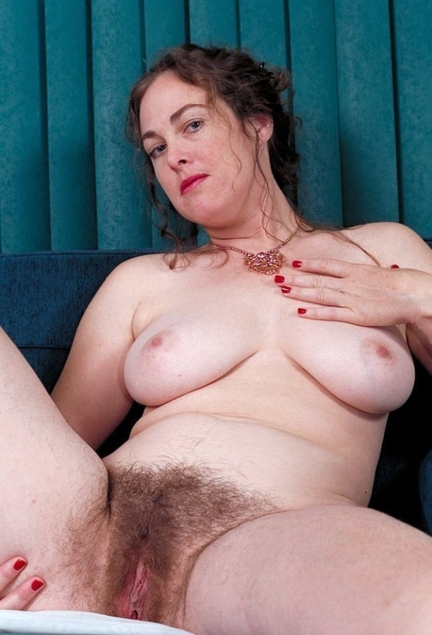 best of Huge hairy tits mature