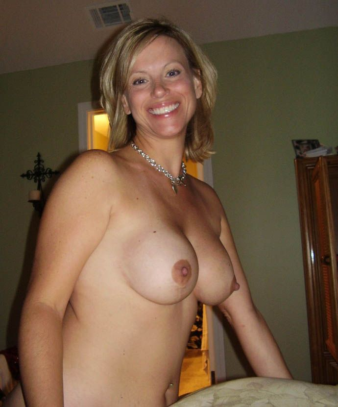 best of Blonde wife nude Cute