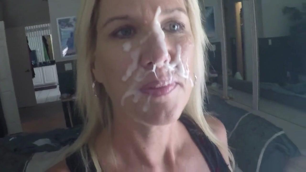 Vivi reccomend Handjob moms cum