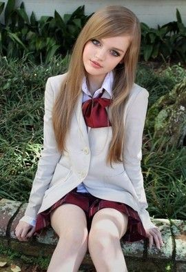 best of Skirt teen school
