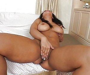 Masturbation big ass