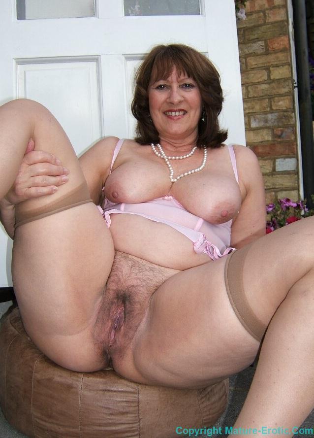 Erotic mature wman