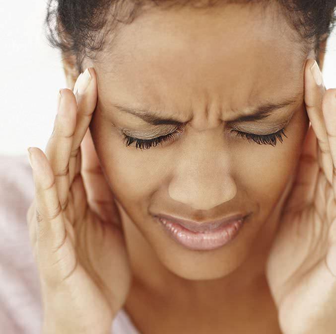 Orgasm trigger migraine