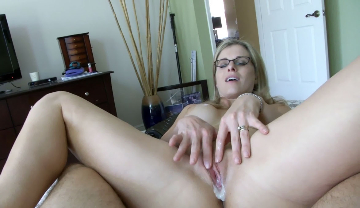 Mother cum inside