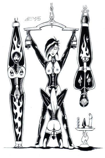 best of Art Rubber bondage fantasy