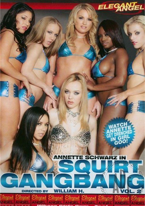 Wrangler reccomend All girl squirt gangbang