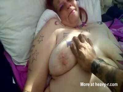 best of In Punching fat tits slut her