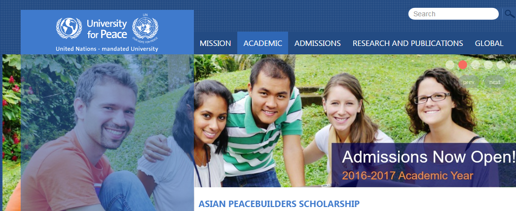 best of Scholarship fund Asian