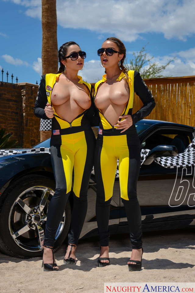 best of And racing girls cars Porno