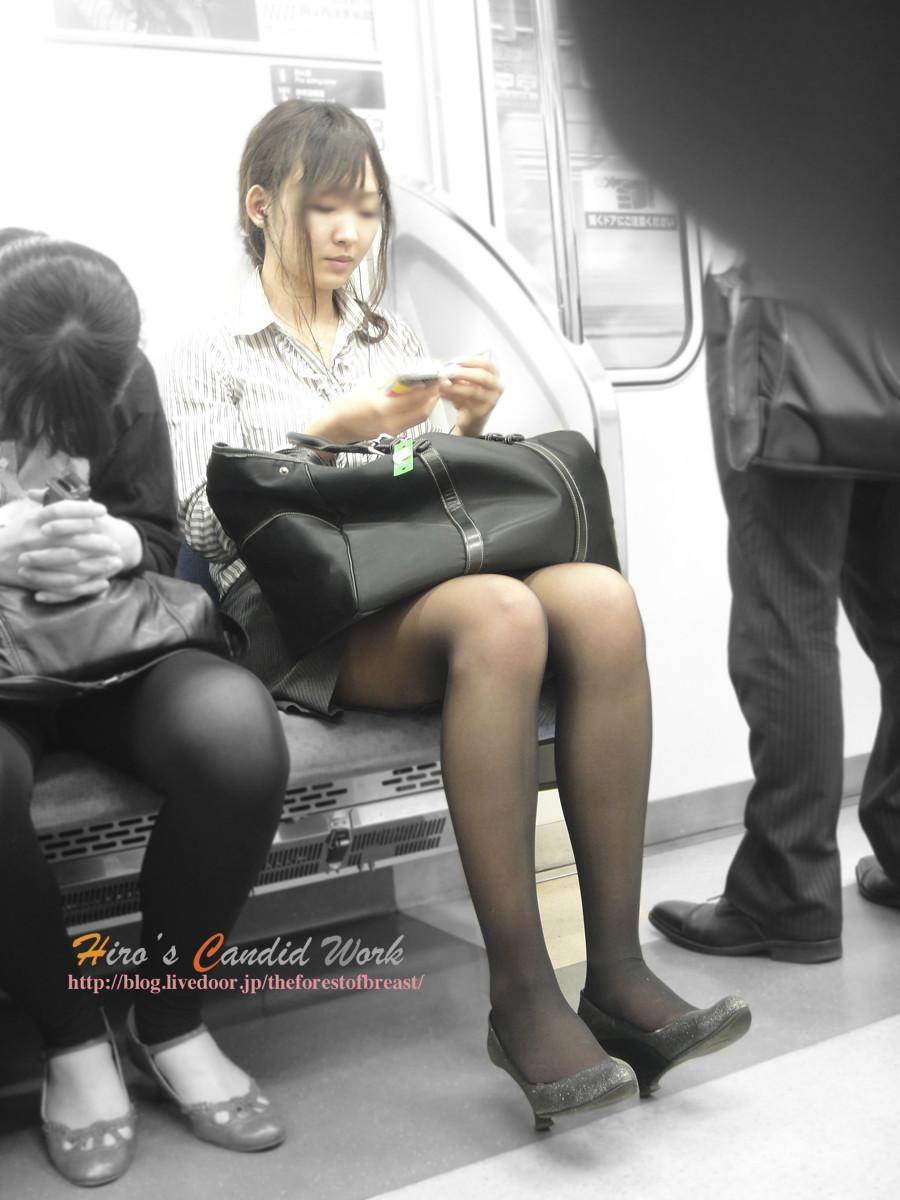 best of Asian candid Pantyhose