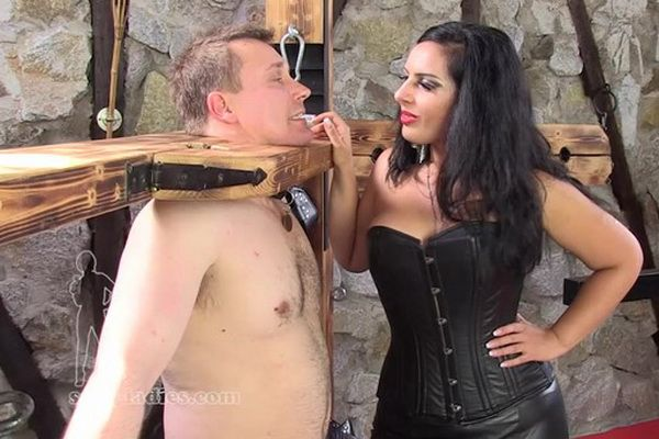 best of Cigarette torture pictures Femdom