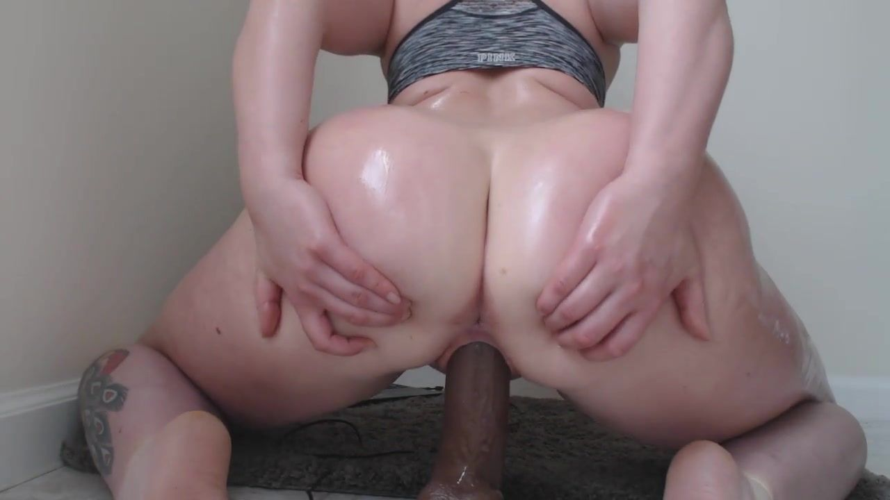 best of Riding ass big oiled
