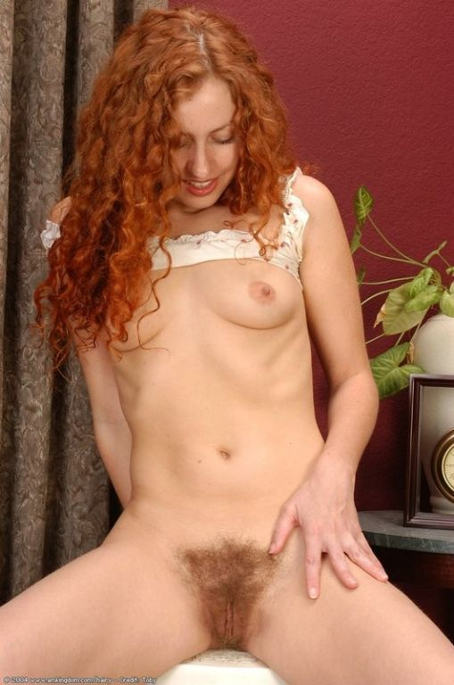 Red head pussy
