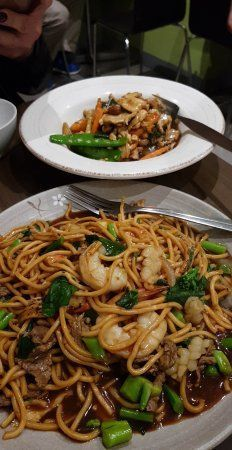 Daffodil reccomend Asian noodle house canberra
