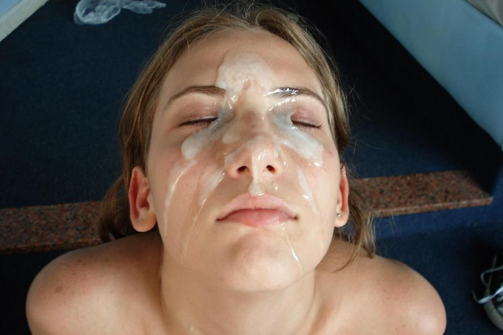 best of On face porn dick