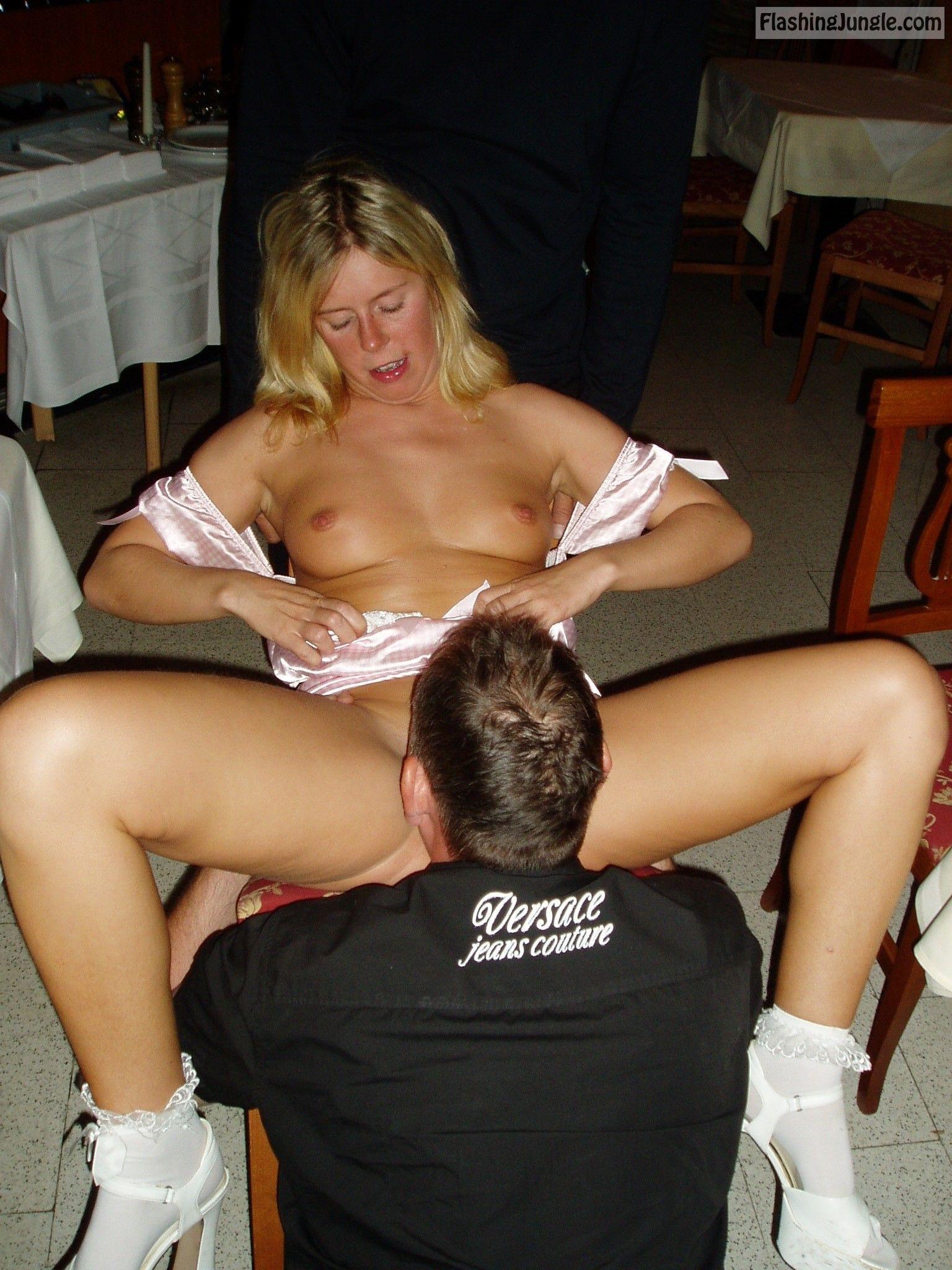 best of Party ebony Naked public sex