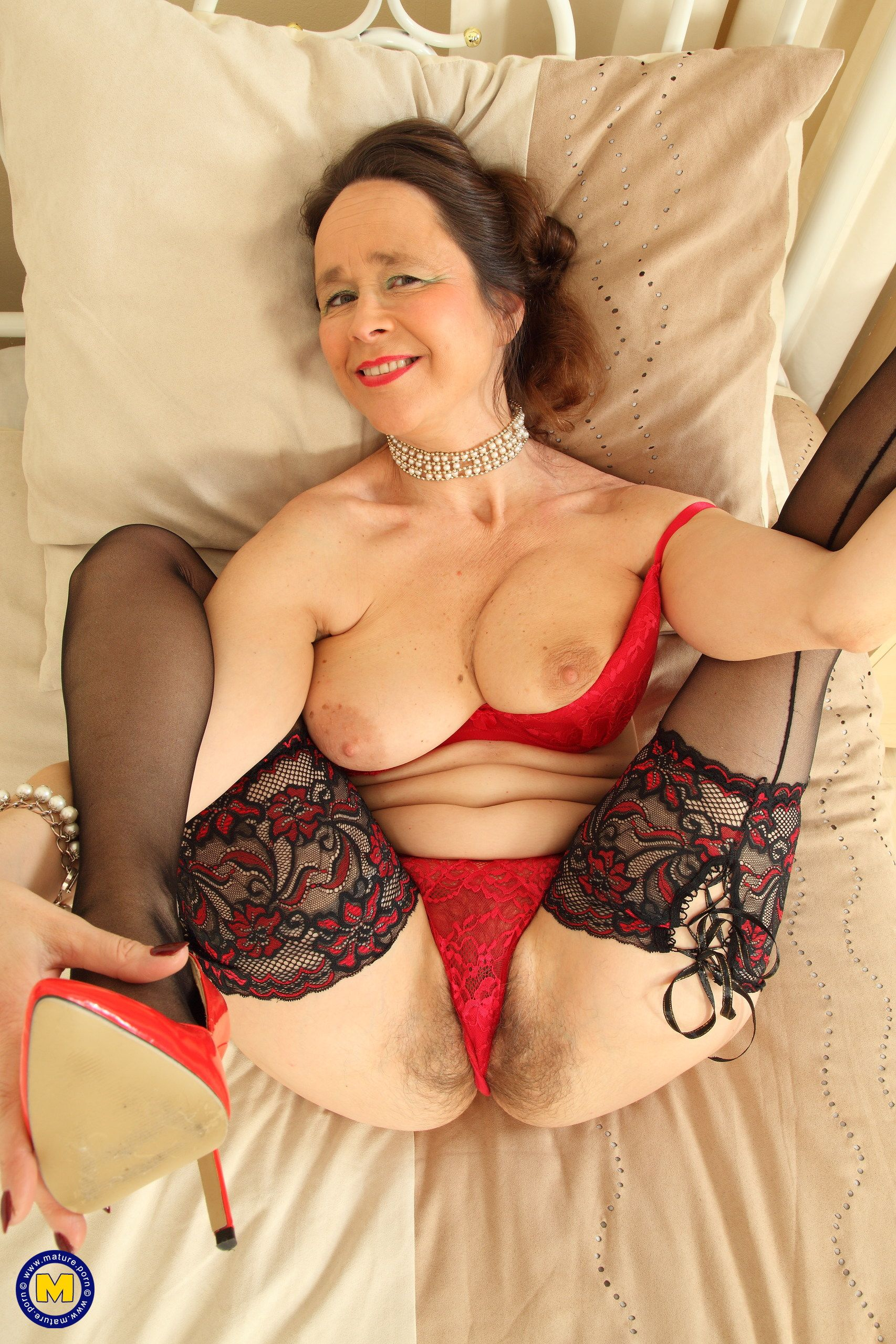 best of Porn mature Red