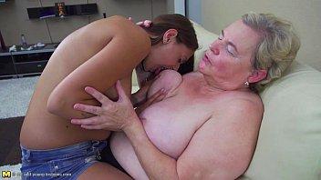 best of Teen grandma pussy licks