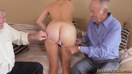 best of Grandpa gangbang old