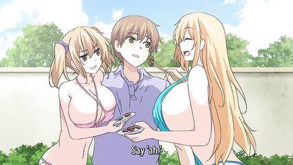 Huge animation boobs
