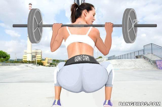 Duchess reccomend squat workout