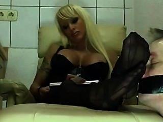 Lady nylon soles