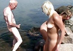 Grand S. reccomend on beach dick hairy assholes handjob