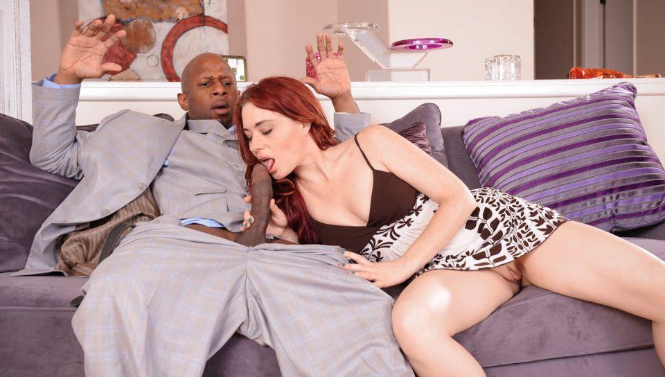 Taze reccomend redhead black handjob dick and squirt