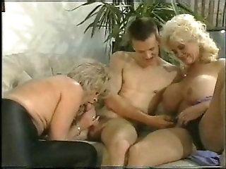 C-Brown reccomend Grandma threesome porn