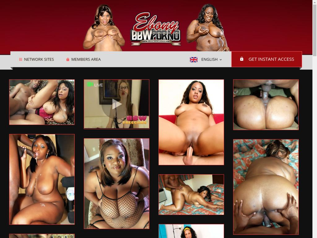 best of Bbw live ebony