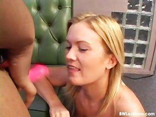 Big B. reccomend lesbians sex with a big dildo