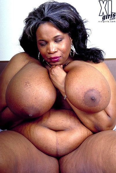 Bbw big boob ebony