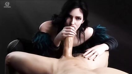 best of Slave crempie brunette and suck cock