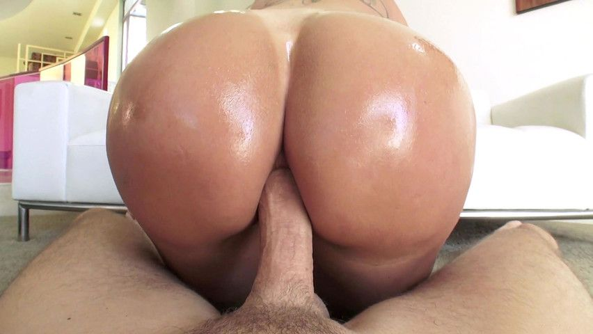 Skittle reccomend big oiled ass riding