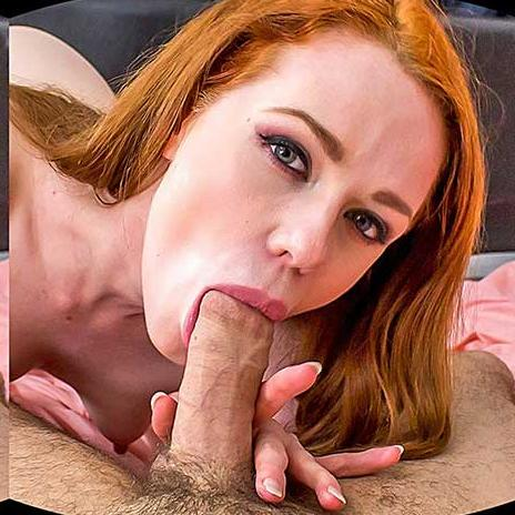 best of Slut penis cumshot suck redhead