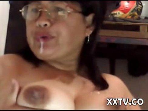 Older slut sloppy