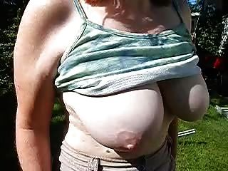 best of Tits slow motion saggy