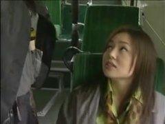 Yak reccomend lesbian bus