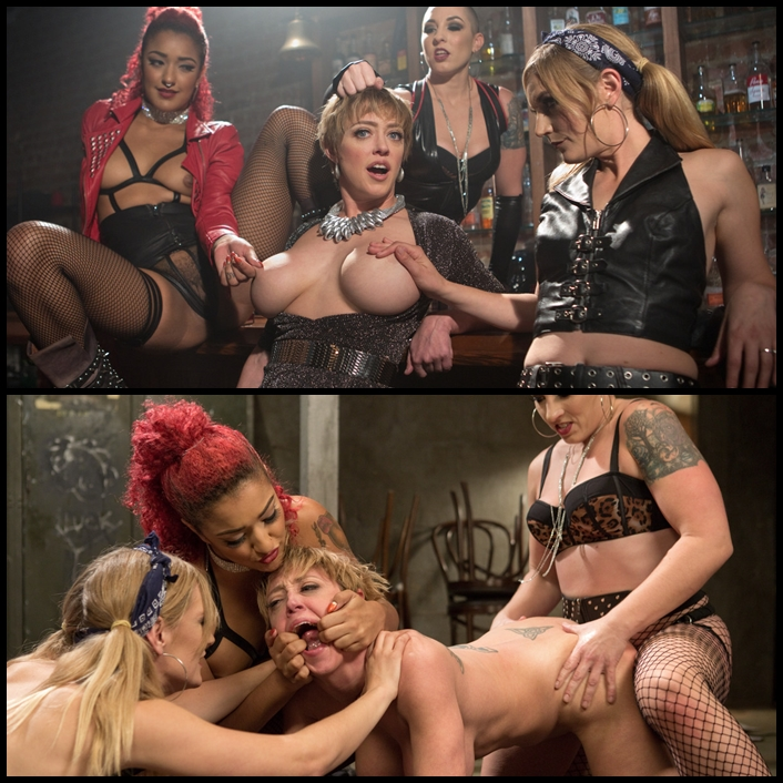 New N. reccomend All girl cheerleader gangbang