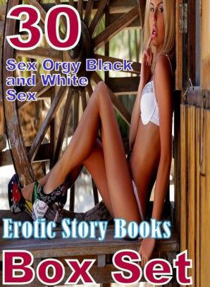 Ebony orgy stories