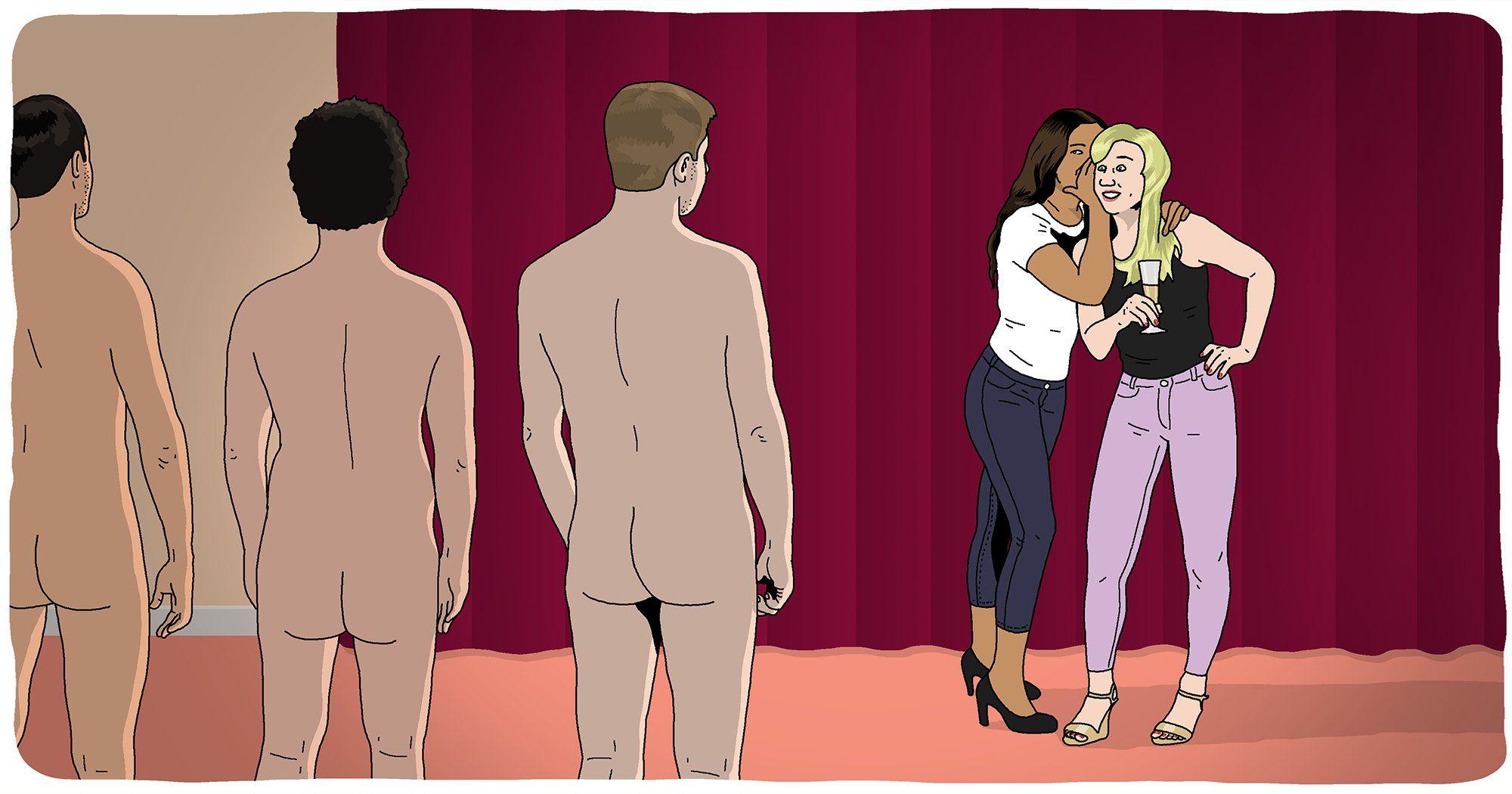 Female male orgasm explained