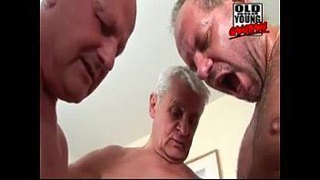Chanel recommend best of gangbang old grandpa