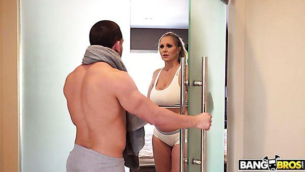 Opaline reccomend Slutty redhaed gets fucked in shower