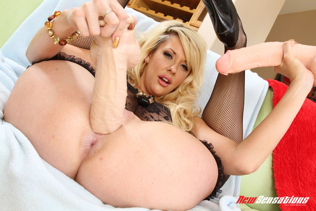 best of Big dildo out Stretched