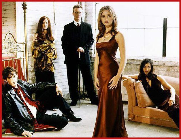 Buffy fanfiction threesome