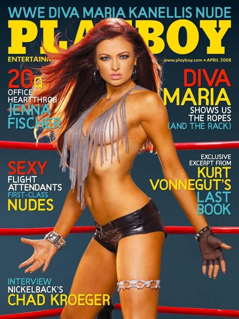 best of Kanellis wwe maria
