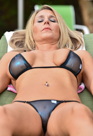 Boomer reccomend Mature bikini model fitness