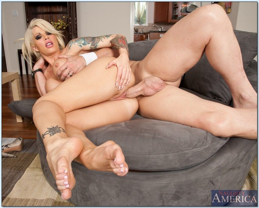 Brooke haven footjob